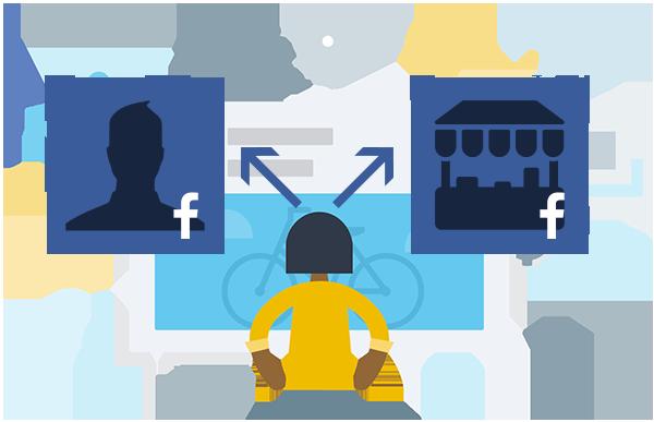 Pagina o profilo Facebook: conosci le differenze?