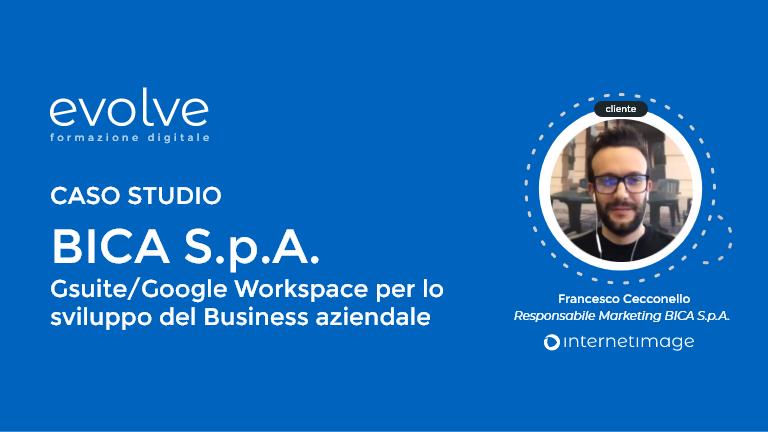 Google Workspace (GSuite) per lo sviluppo del business aziendale