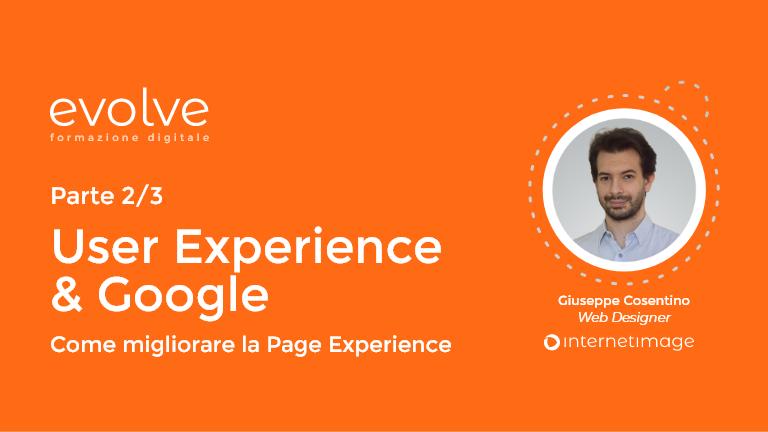 User Experience & Google (parte 2)